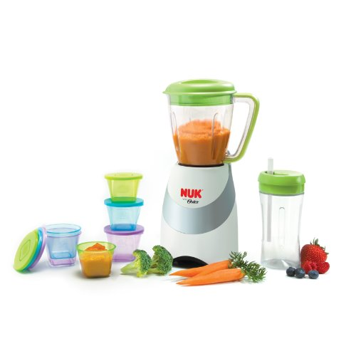 NUK Smoothie and Baby Food Maker