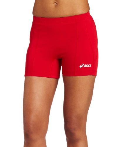 ASICS - Volleyball-Bekleidung für Damen in Orange, Größe Einheitsgröße