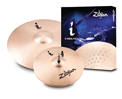 "Zildjian ILHESS I Family Series - Essentials Cymbal Pack - (14""H, 18""CR)"