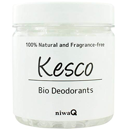 KESCO (ケスコ) 消臭剤 消臭ビーズ 置き型 (本体 380g / 魔法のバイオ消臭 新ケスコビーズ) 無香料 靴 部屋 タバコ ゴミ箱 キッチン トイレ (約3~5カ月)