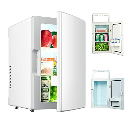 GAYBJ 18L Compresor Portátil pequeña Nevera Refrigerador del Coche Coche del vehículo...