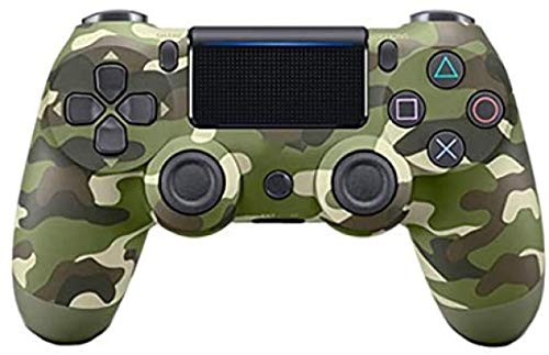WHXJ Voor Ps4 controller, Bluetooth Wireless Controller voor PS4 / PS4 Pro / PS4 Slie/Playstation 4 met dubbele vibratie…