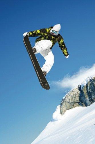 Snowboarding Blank Book (Sports 150 Blank, Band 7)