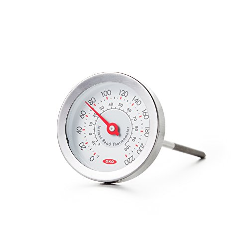 OXO 11133300 Thermometer 1 Count Silver