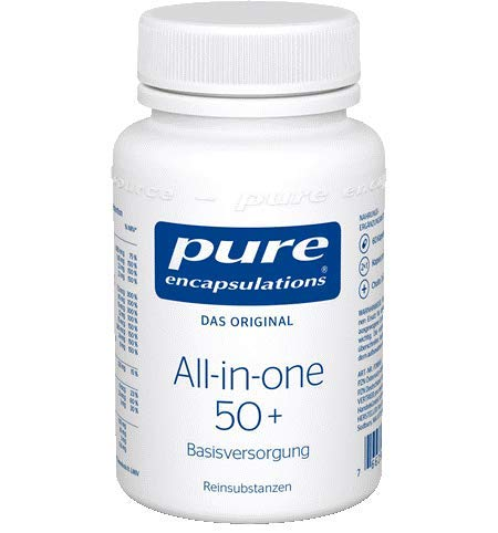 All-in-one 50+ 60 Kps von Pure Encapsulations