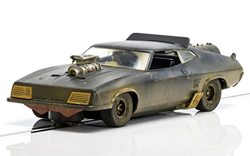 Scalextric Superslot H3983 Ford XB Falcon Matte Black Mad MAX