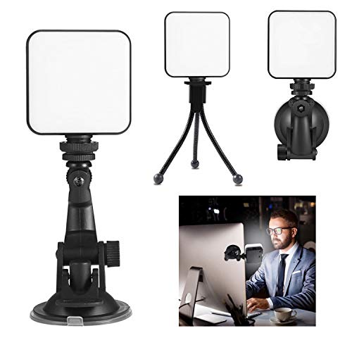 Gexmil Video Conference Light Kit for Remote Working Only $4.37 (Retail $24.99)