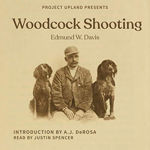 Woodcock Shooting audiobook cover art