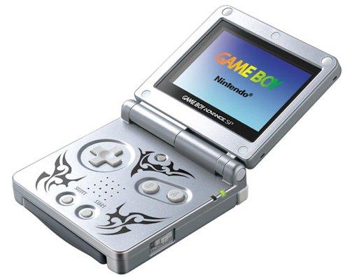 GameBoy Advance - Konsole GBA SP #Tribal Edition