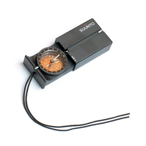 MB-6 Matchbox Recreational Compass