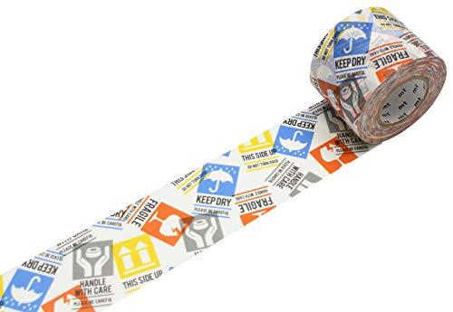 カモ井加工紙 マスキングテープ 梱包用 mt for PACK ケアマーク 45mm×15m 85g