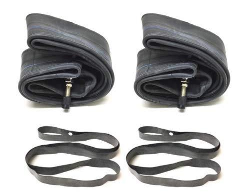 Schlauch Felgenband Set 2 x 16/2.25 x 16 Zoll für Simson Mofa Anhänger