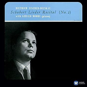 Schubert: Lieder Vol. 2 (2011 - Remaster)