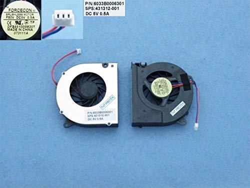 Preisvergleich Produktbild Nicht Zutreffend Lüfter Kühler Fan Cooler kompatibel für HP Compaq 6830s