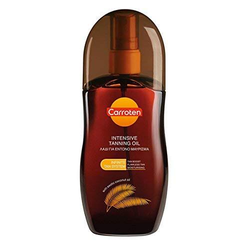 Carroten Tanning Oil 125ml 4.23oz
