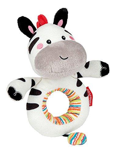 Happy People 40857 - Fisher Price Greiftier Zebra