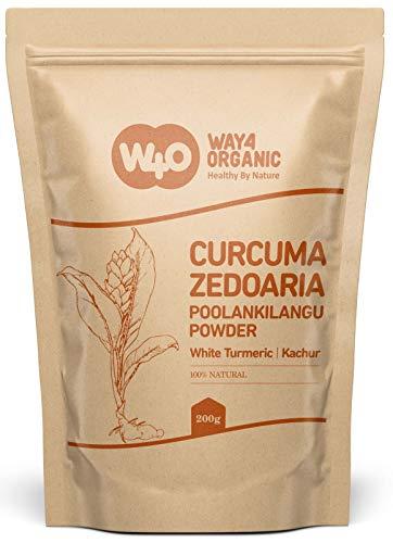 White Turmeric/Poolankilangu/Curcuma Zedoaria/Kachur Root Ground Powder 8 Ounces(226 Grams) for...