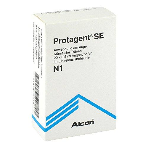 PROTAGENT SE Augentropfen 20X0.5 ml