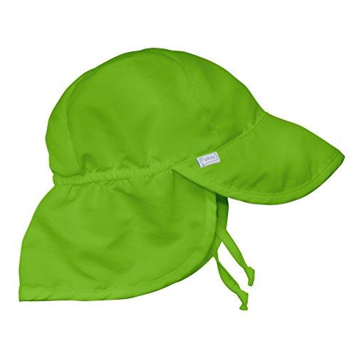 i play. Chapeau de Protection Solaire Lime 9-12 Mois