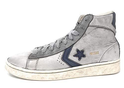 Converse, Smoke In Pro Leather High Top Grey, CNV_169119C - 40.5 EU