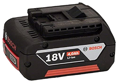 Bosch Professional Einschubakkupack 18 V - HD, 4 Ah, Li Ion, 2607336816