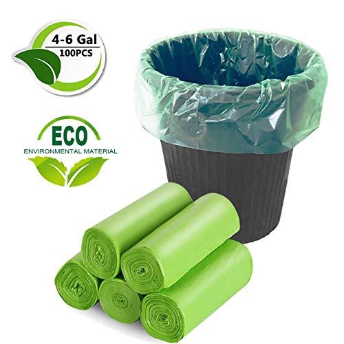 150 M/ülls/äcke All-Green 6 Liter kompostierbarer BioBag K/üchenm/üllsack