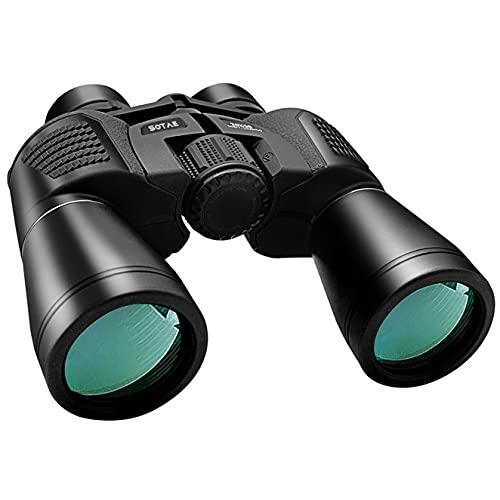20x50 Fernglas für Erwachsene, HD Professional/wasserdichtes beschlagfreies Fernglas, langlebiges und klares FMC BAK4 Prisma-Objektiv, für Vögel, die auf der Jagd sind Reisen im Freien,