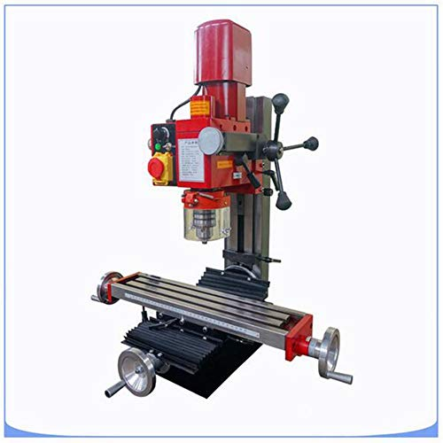 MEIEN CNC-freesmachine verticale kleine tandwielaandrijving boren freesmachine 50-2.500 RPM