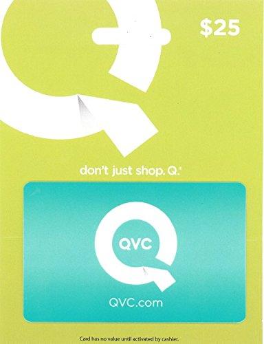 QVC $25 Gift Card