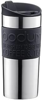 Bodum Vacuum Travel Mug, Small - Black - 0.35 L, 12 Oz