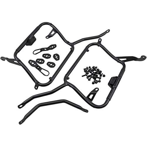 Givi PL447 Seitenkoffer-Träger Stahlrohr für Monokey Koffer, Schwarz, 40