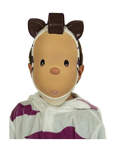 Horror-Shop Masque Cotoons Zebra Enfant