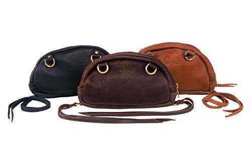 Olde Time Leather Pommel Saddlebag for Western or Endurance, Soft & Supple