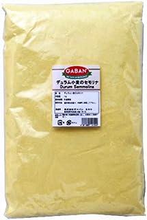 GABAN デュラムセモリナ粉 1kg