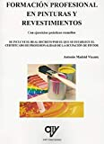 Formación profesional en pinturas y revestimientos
