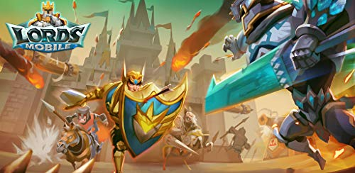 Lords Mobile Game Guide (English Edition)