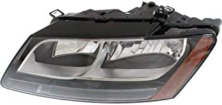 Go-Parts - OE Replacement for 2010 - 2012 Audi Q5 Headlight Headlamp Assembly Replacement Front - Left (Driver) 8R0 941 029 N AU2502165 Replacement For Audi Q5