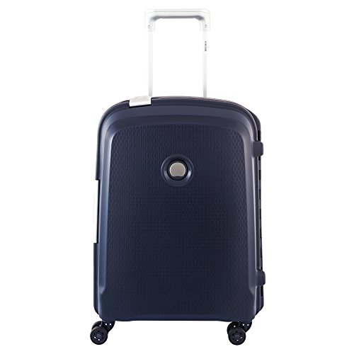 DELSEY Paris Belfort Plus Maleta, 55 cm, 44 Liters, Azul (Bleu)