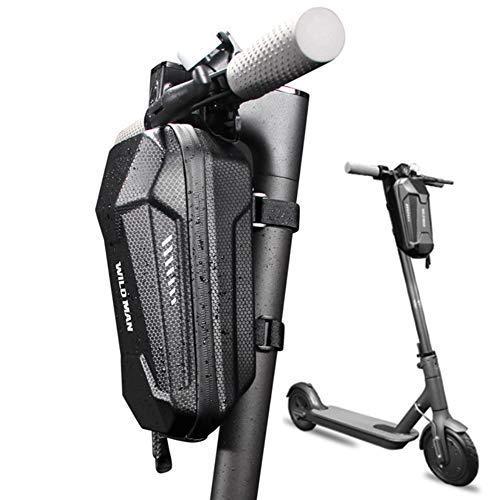 Outinhao, Scooter Tasche für Roller, wasserdichte Elektroroller Vordertasche, Große Kapazität Lenkertasche für Xiaomi MI Mijia M365 Sedway Ninebot ES1/ES2/ES3/ES4