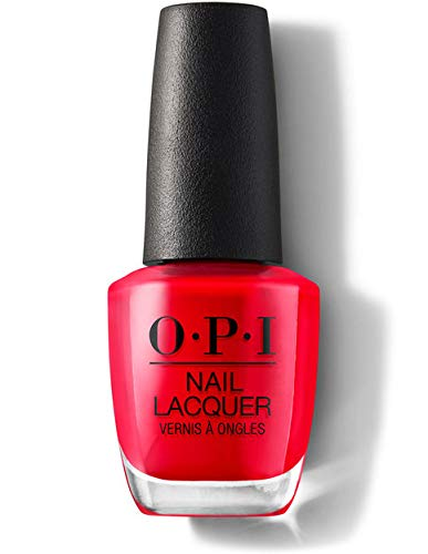 Red My Fortune Cookie NLH42 NAIL POLISH LACQUER and 1 Nail Art Sticker Sheet 0.5oz/15ml
