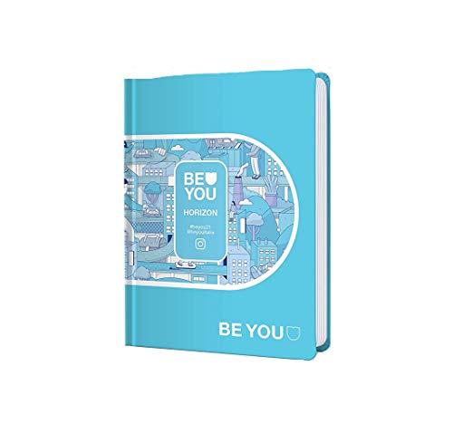 Diario Agenda Scuola Be You Horizon 2020/2021 Datato 12 Mesi Standard 18x13 cm + Penna Colorata Omaggio
