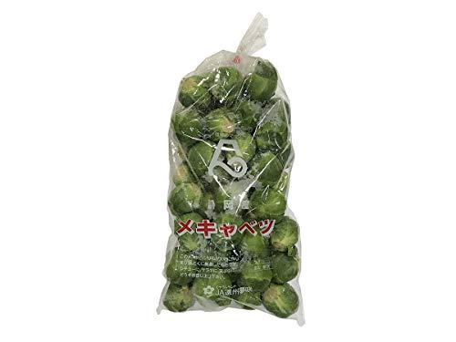 静岡県産 芽キャベツ 約1kg 2L(35〜40個入)