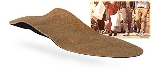myVALE myVALE Anytime Velon Comfort plus maßgefertigte Komforteinlage Einlegesohle nach dem eigenen Fußabdruck