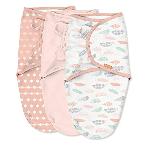 SwaddleMe Original Swaddle – Size Small, 0-3 Months,...