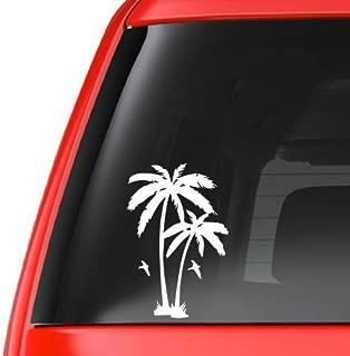 Palm Tree ( t1)ビニールデカールステッカー車/トラックノートPC /ネットブックウィンドウ