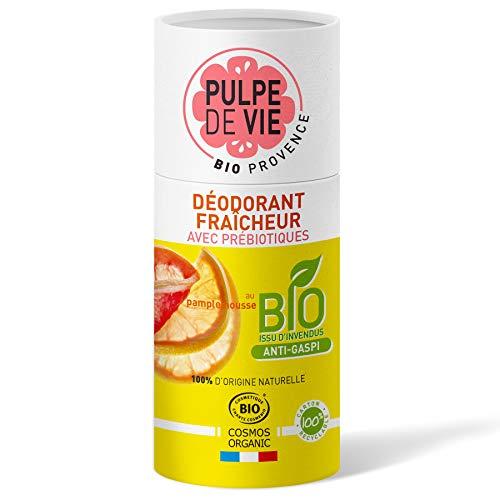 Pulpe de Vie Déodorant Solide Bio Fraîcheur...
