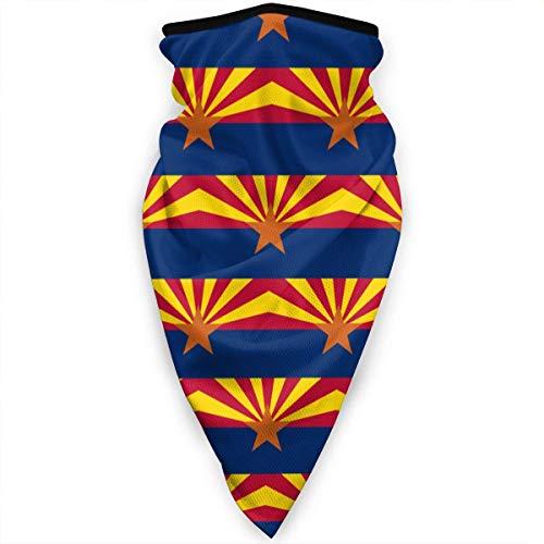 Arizona vlag masker, hals, gazakken, sjaal, bivakmuts, multifunctioneel