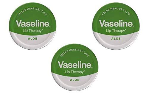 Vaseline Lippen Therpaie Aloe Vera 3 Packungen