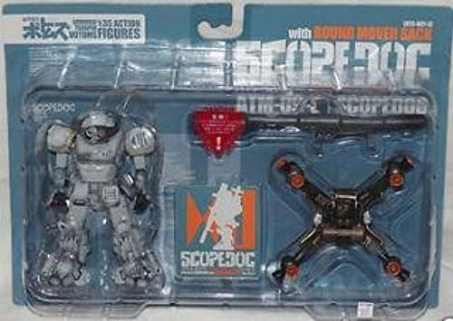 1 35 Scale ATM-09-ST Scopedog with Round Mover Sack by XEBEC