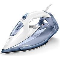 Philips Azur Pro GC4902/20 - Plancha Ropa Vapor, 2800 W, Golpe Vapor 220 g, Vapor Continuo 50 g, Suela Steam Glide Elite, Antical Integrado, Autoapagado
